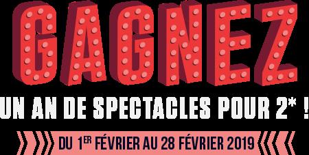 Concours Partouche spectacle2019